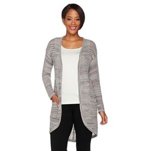 H BY HALSTON Cardigan